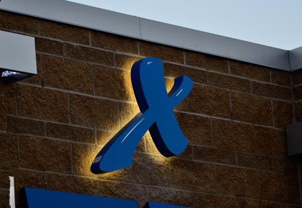 Storefront Amp Building Channel Letters Image360 Sarasota