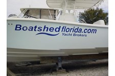 BOAT004 - Custom Boat Graphics & Wraps for Professional Services