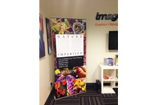 - Tradeshow Display - Retractable Banner - Erin Powers Photography - Seattle, WA