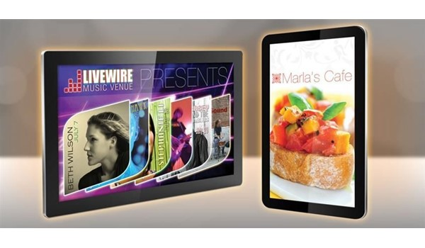 Use digital displays to effectively reach the viewers with the message of your choice.