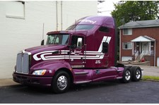 - Semi Truck Vinyl Graphics