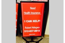- Image360-Round-Rock-TX-Yard-Sidewalk-Signage-Professional-Services-Insurance